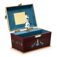 Olaf Musical Jewelry Box - Olaf's Frozen Adventure
