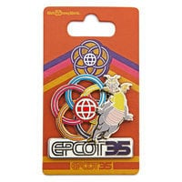 Image of Figment Pin - Epcot 35th Anniversary # 2