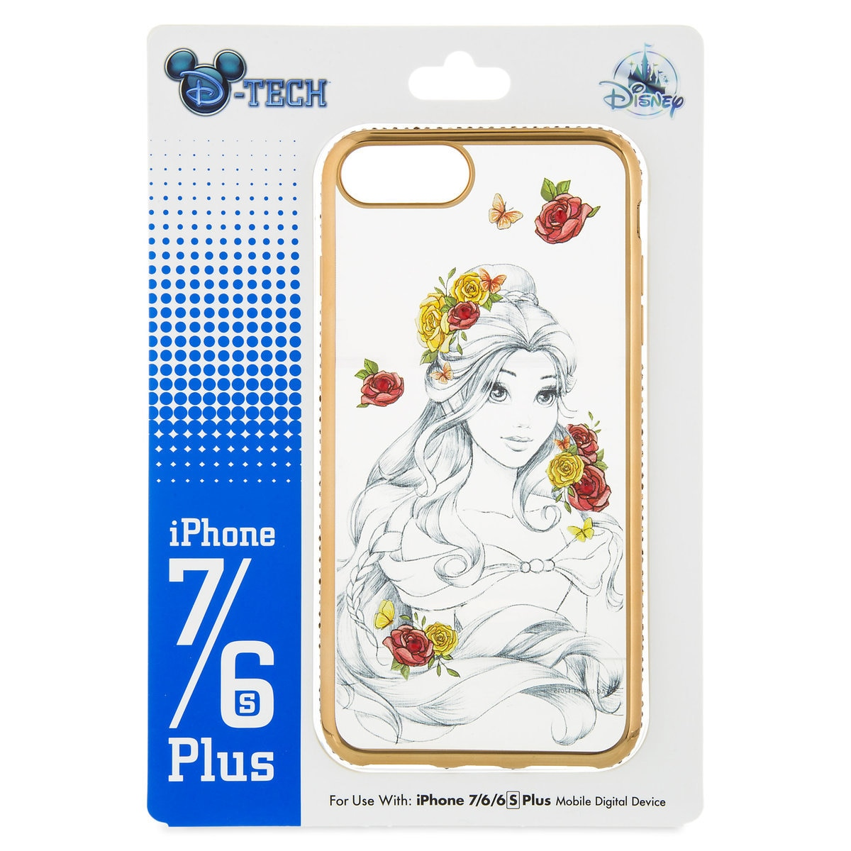 belle iphone 7 plus case