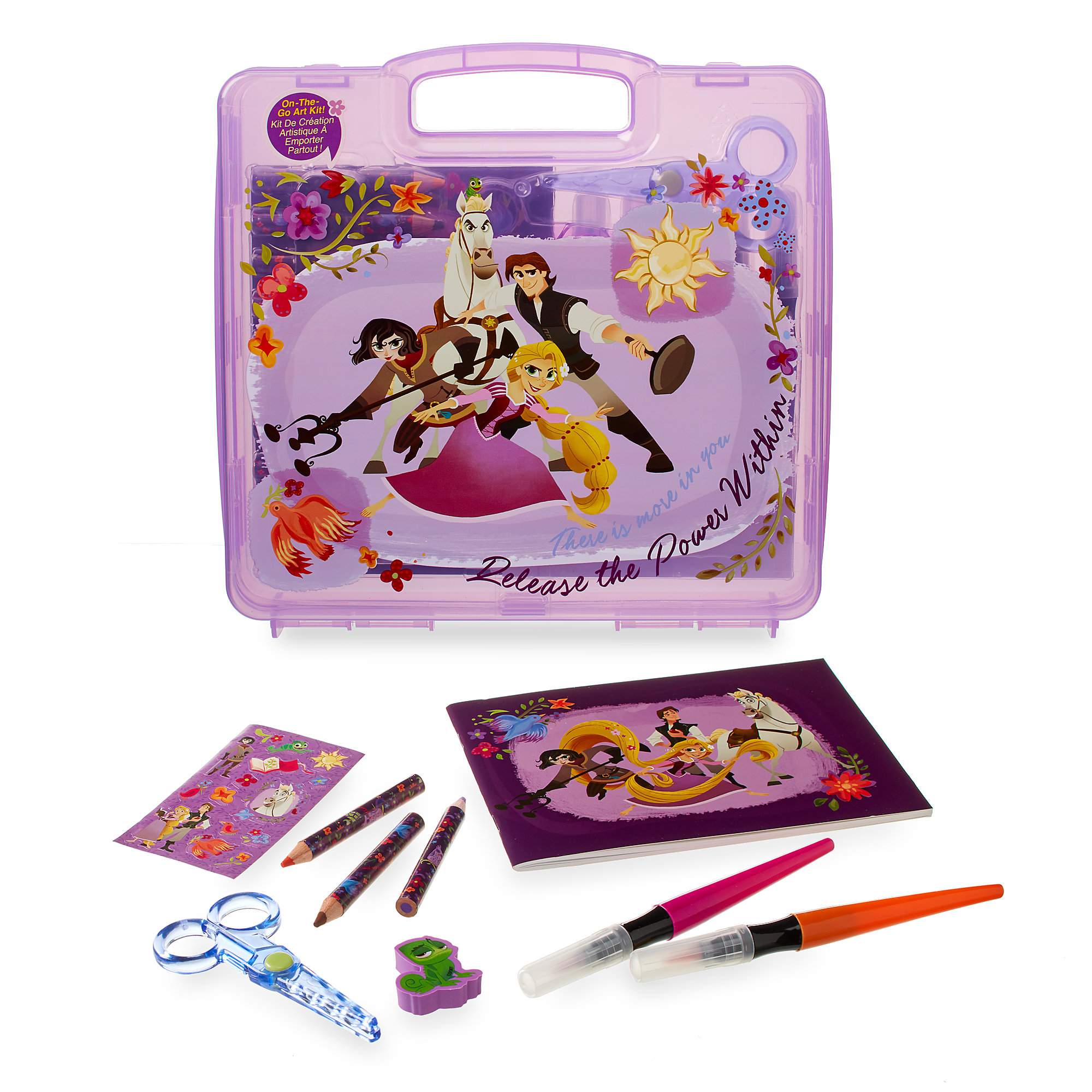Tangled the Series On-The-Go Art Kit