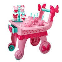 Image of Minnie Mouse Treat Cart Play Set # 1