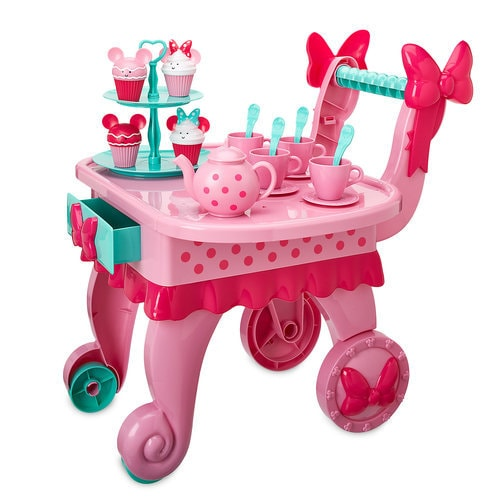 Minnie Mouse Treat Cart Play Set Shopdisney