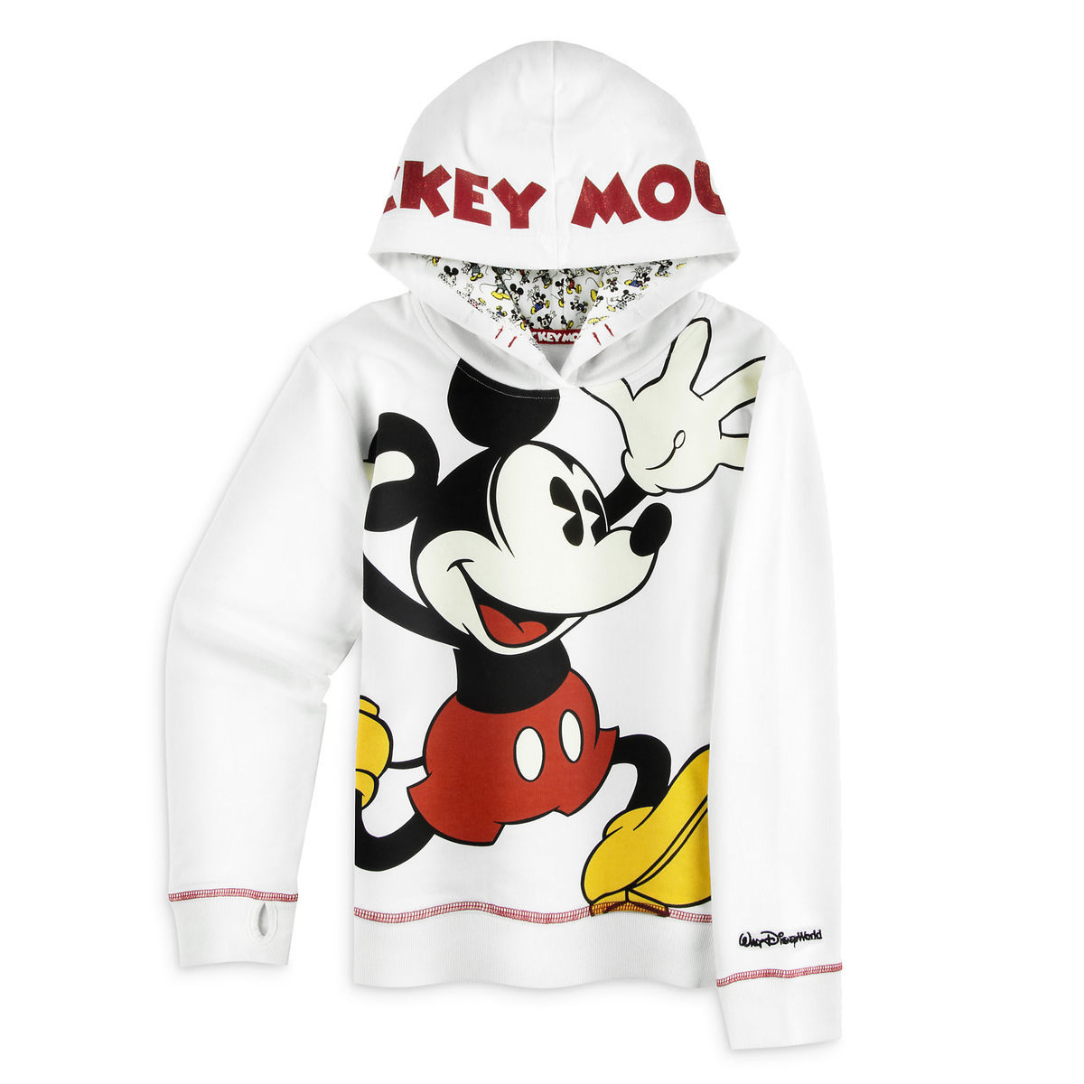 Mickey Mouse Pullover Hoodie Walt Disney World Girls Shopdisney