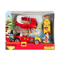 Image of Mickey Mouse Transforming Pullback Racer - Mickey and the Roadster Racers # 5