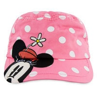 Minnie Mouse Timeless Cadet Cap - Kids