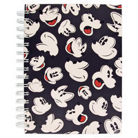 Mickey Mouse Spiral Journal