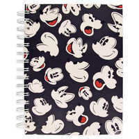 Image of Mickey Mouse Spiral Journal # 2