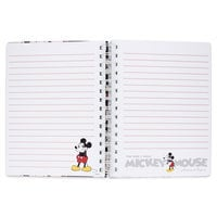 Image of Mickey Mouse Spiral Journal # 3