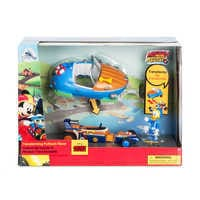 Image of Donald Duck Transforming Pullback Racer - Mickey and the Roadster Racers # 4