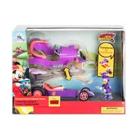 Image of Daisy Duck Transforming Pullback Racer - Mickey and the Roadster Racers # 5