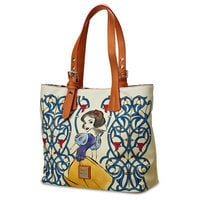 Snow White Emily Tote by Dooney & Bourke