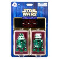 Image of Droid Factory Two-Pack Figure Set - Star Wars: The Last Jedi # 1
