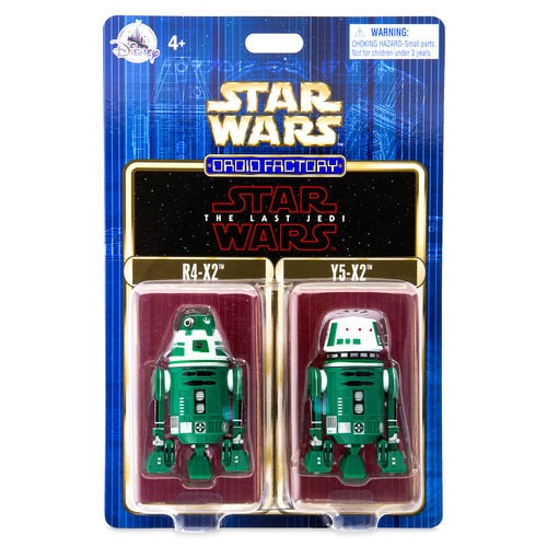 Droid Factory Two-Pack Figure Set - Star Wars: The Last Jedi