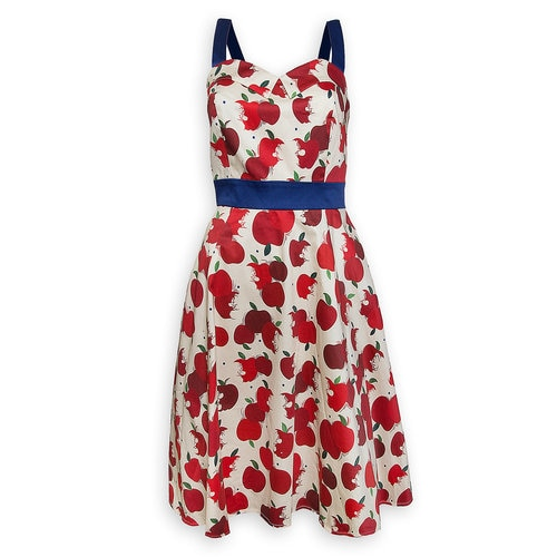 Snow White Apple Dress Women Shopdisney