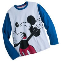 Mickey Mouse PJ Set For Men