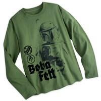 Boba Fett PJ Set for Men - Star Wars