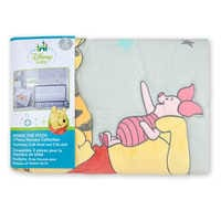Image of Winnie the Pooh - 3-Piece Crib Bedding Set # 2