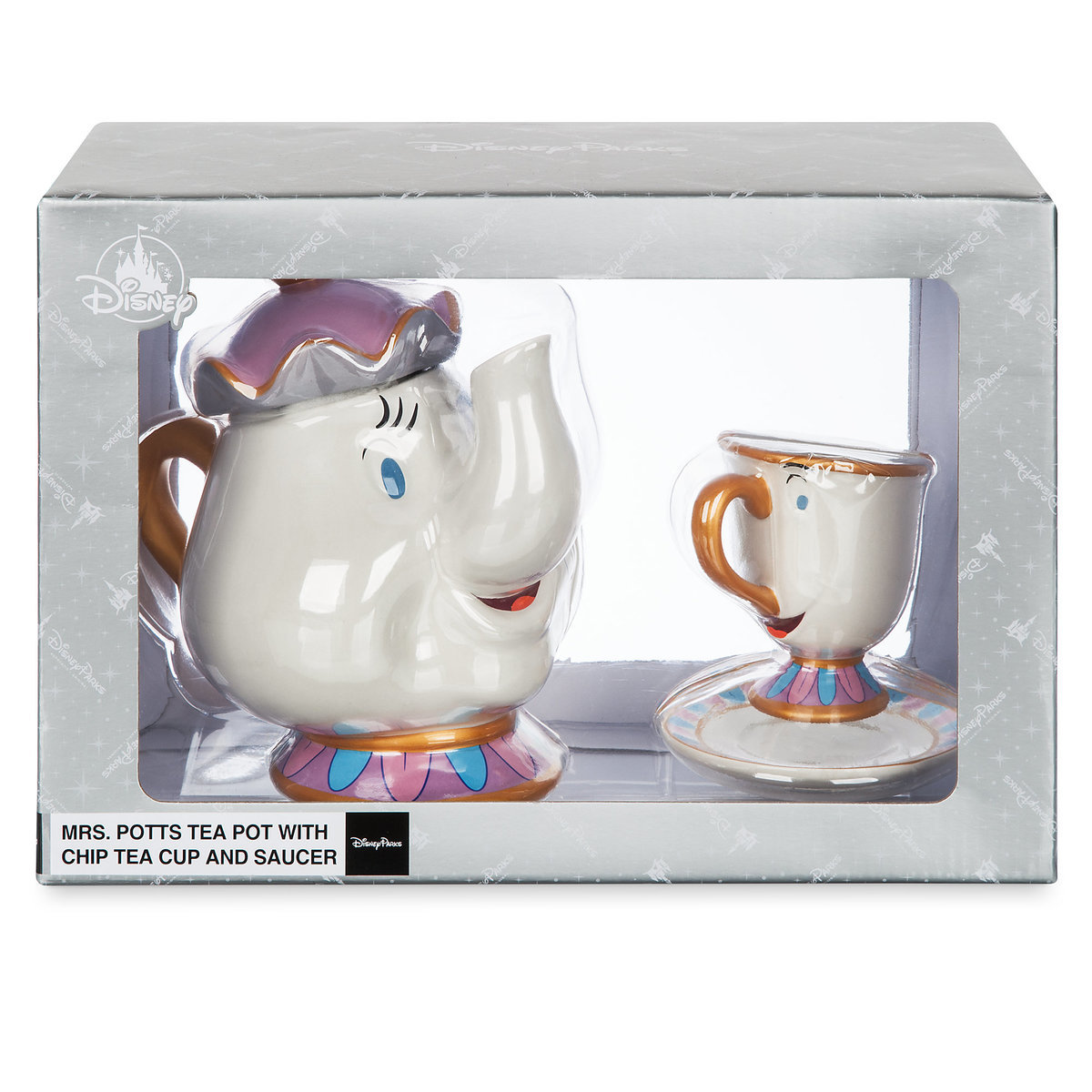 Mrs Potts And Chip Tea Set Beauty And The Beast Shopdisney