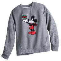 Mickey Mouse Holiday Sweater - Men