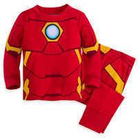 Image of Iron Man PJ PALS Set - Baby # 1