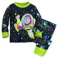 Image of Buzz Lightyear PJ PALS Set - Baby # 1