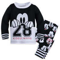 Image of Mickey Mouse PJ PALS Set - Baby # 1