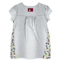 Mickey Mouse Puff-Sleeve T-Shirt - Girls