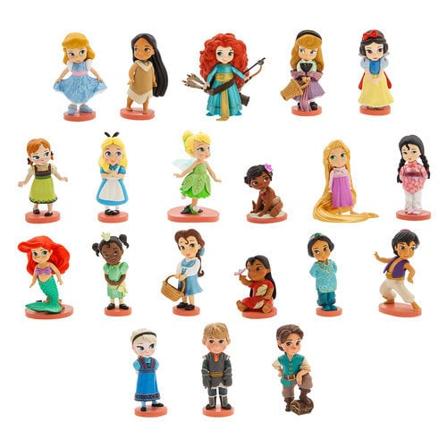 Disney S Animators Collection Mega Figure Set Shopdisney