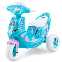 Image of Frozen Electric Ride-On Scooter # 1