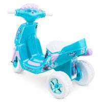 Image of Frozen Electric Ride-On Scooter # 2