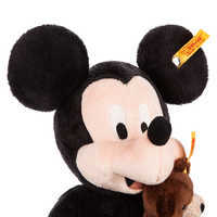 Image of Mickey Mouse Plush by Steiff - 6 1/4'' # 6