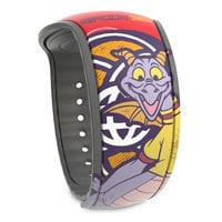 Figment Epcot 35th Anniversary MagicBand 2 - Limited Edition