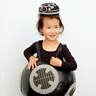 Trick-or-Star Wars Treat: Make The Last Jedi's BB-9E and More Kids' Halloween Costumes
