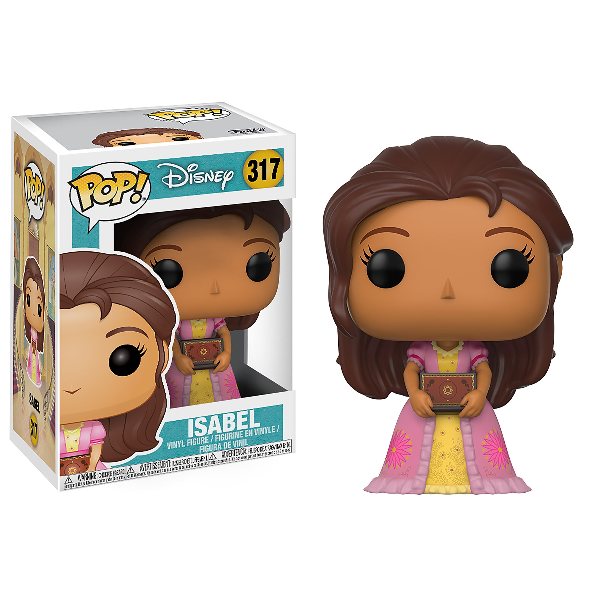 Isabel Pop! Vinyl Figure - Elena of Avalor - Funko