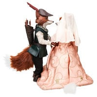 Image of Robin Hood and Maid Marian Doll Set - Disney Designer Fairytale Collection - Limited Edition # 3