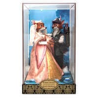 Image of Robin Hood and Maid Marian Doll Set - Disney Designer Fairytale Collection - Limited Edition # 2