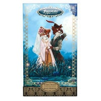 Image of Robin Hood and Maid Marian Doll Set - Disney Designer Fairytale Collection - Limited Edition # 11