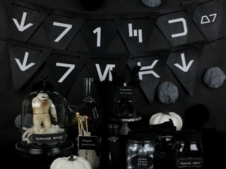 How to Throw a Star Wars Halloween Party