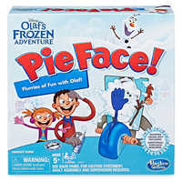 Image of Olaf's Frozen Adventure: Pie Face! Game # 2
