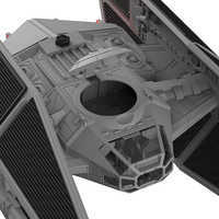 Image of Kylo Ren's TIE Fighter Model Kit - Star Wars: The Last Jedi # 4