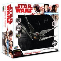 Image of Kylo Ren's TIE Fighter Model Kit - Star Wars: The Last Jedi # 5