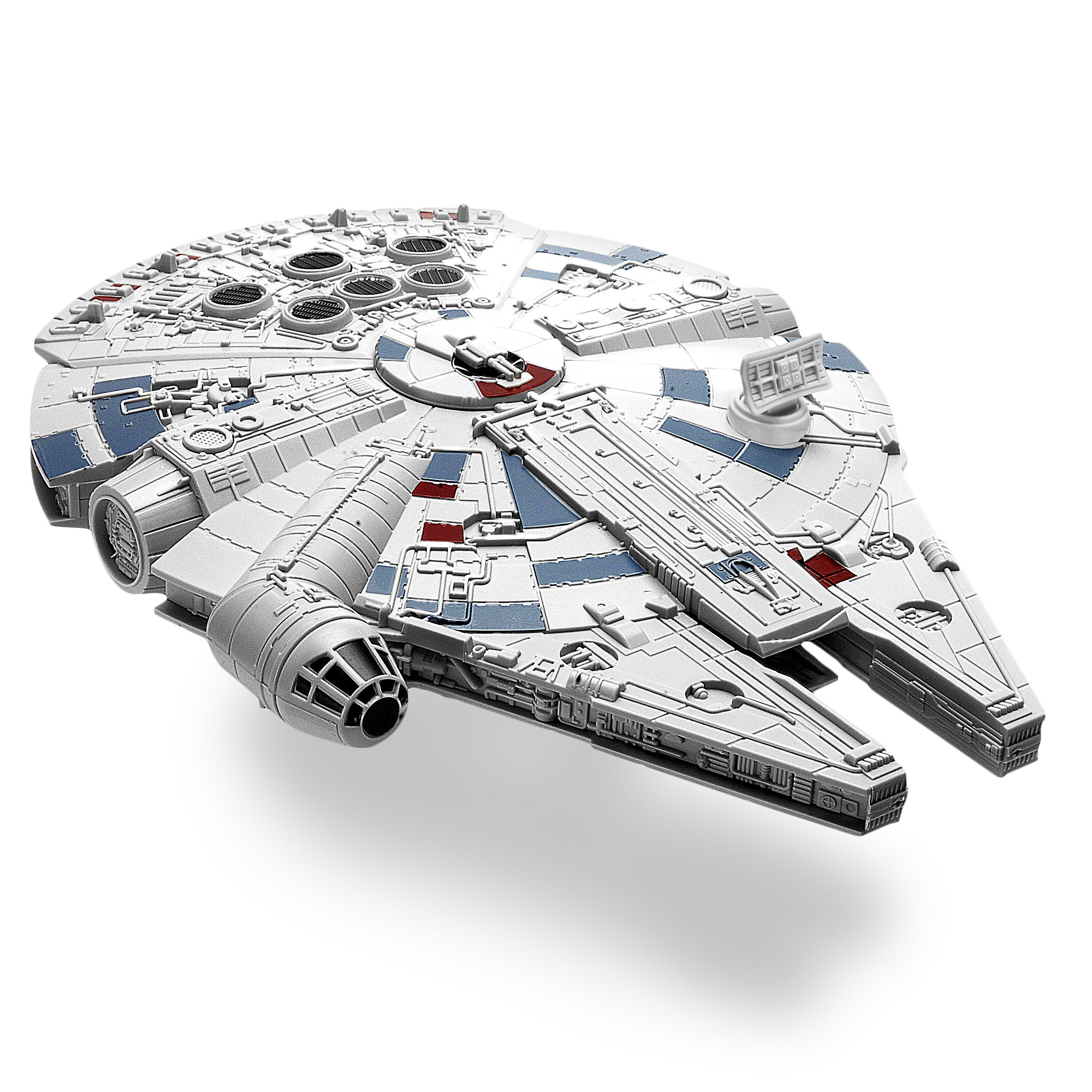 Millennium Falcon Model Kit - Star Wars: The Last Jedi