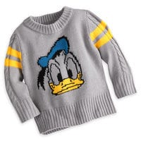 Donald Duck Pullover Sweater for Baby