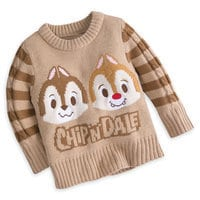 Chip 'n Dale Pullover Sweater for Baby