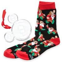 Grumpy Socks in Ornament - Adults