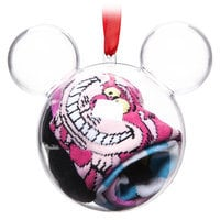 Alice and Cheshire Cat Socks in Ornament - Women