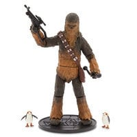 Image of Chewbacca Elite Series Die Cast Action Figure - Star Wars: The Last Jedi # 1