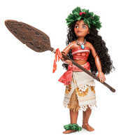 Image of Moana and Hei Hei Doll Set - Disney Designer Fairytale Collection - Limited Edition # 10