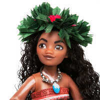 Image of Moana and Hei Hei Doll Set - Disney Designer Fairytale Collection - Limited Edition # 3