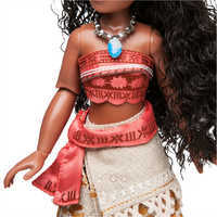 Image of Moana and Hei Hei Doll Set - Disney Designer Fairytale Collection - Limited Edition # 6